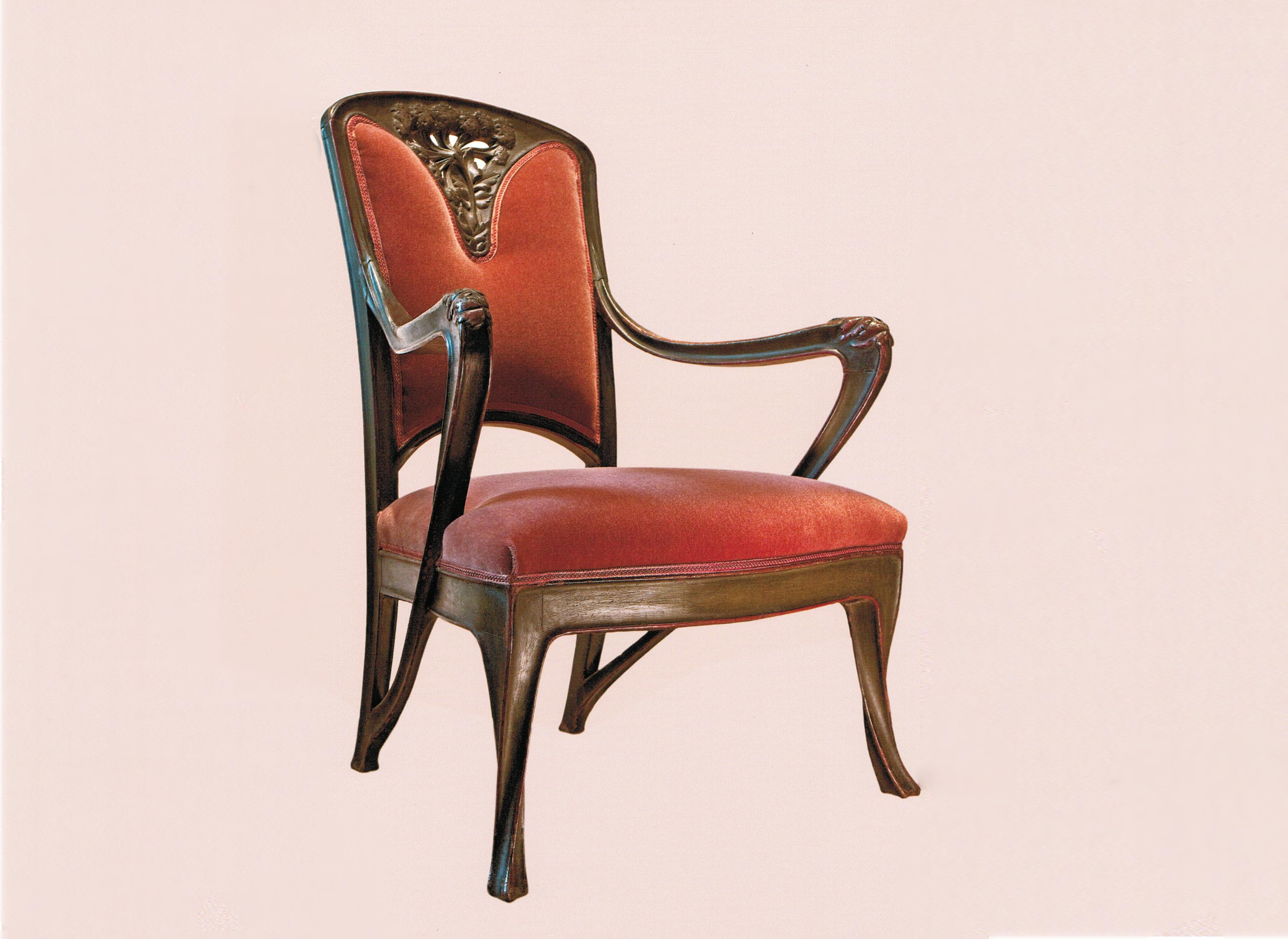 Georgian manor antiques seat furniture for Artistic chairs